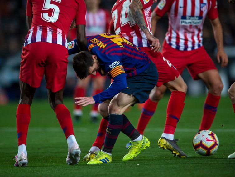 Streama Barcelona – Atletico Madrid: Se live stream & TV (8/5)