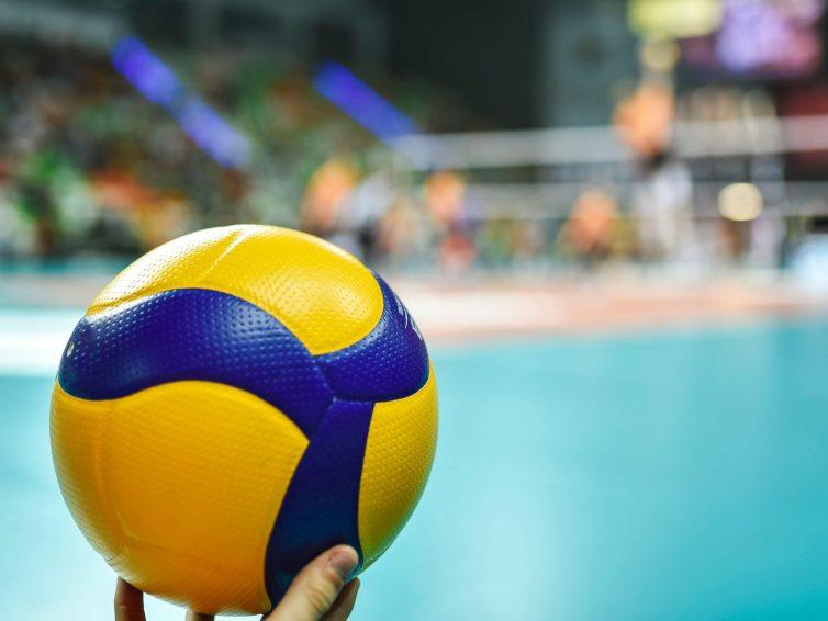 Sverige – Nederländerna (Holland): Kvartsfinal i Volleyboll EM